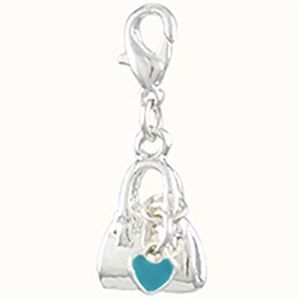 Picture of Purse With Heart Droplet